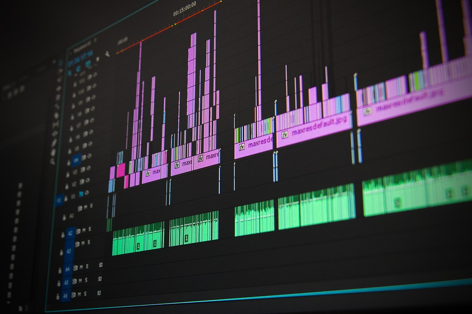 editing music for video