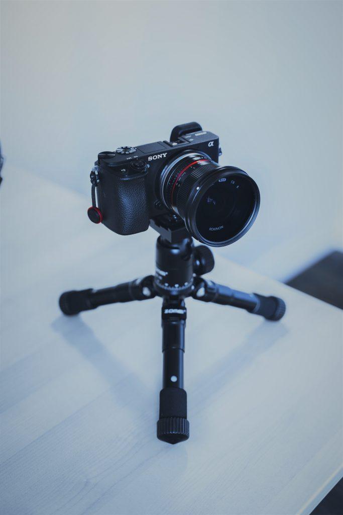 sony youtube camera