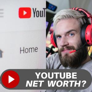 youtube net worth