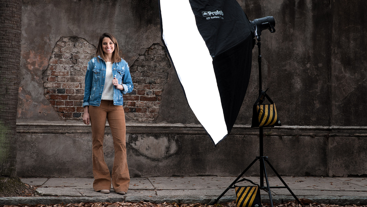 Softboxes are Best for Fashion Photos