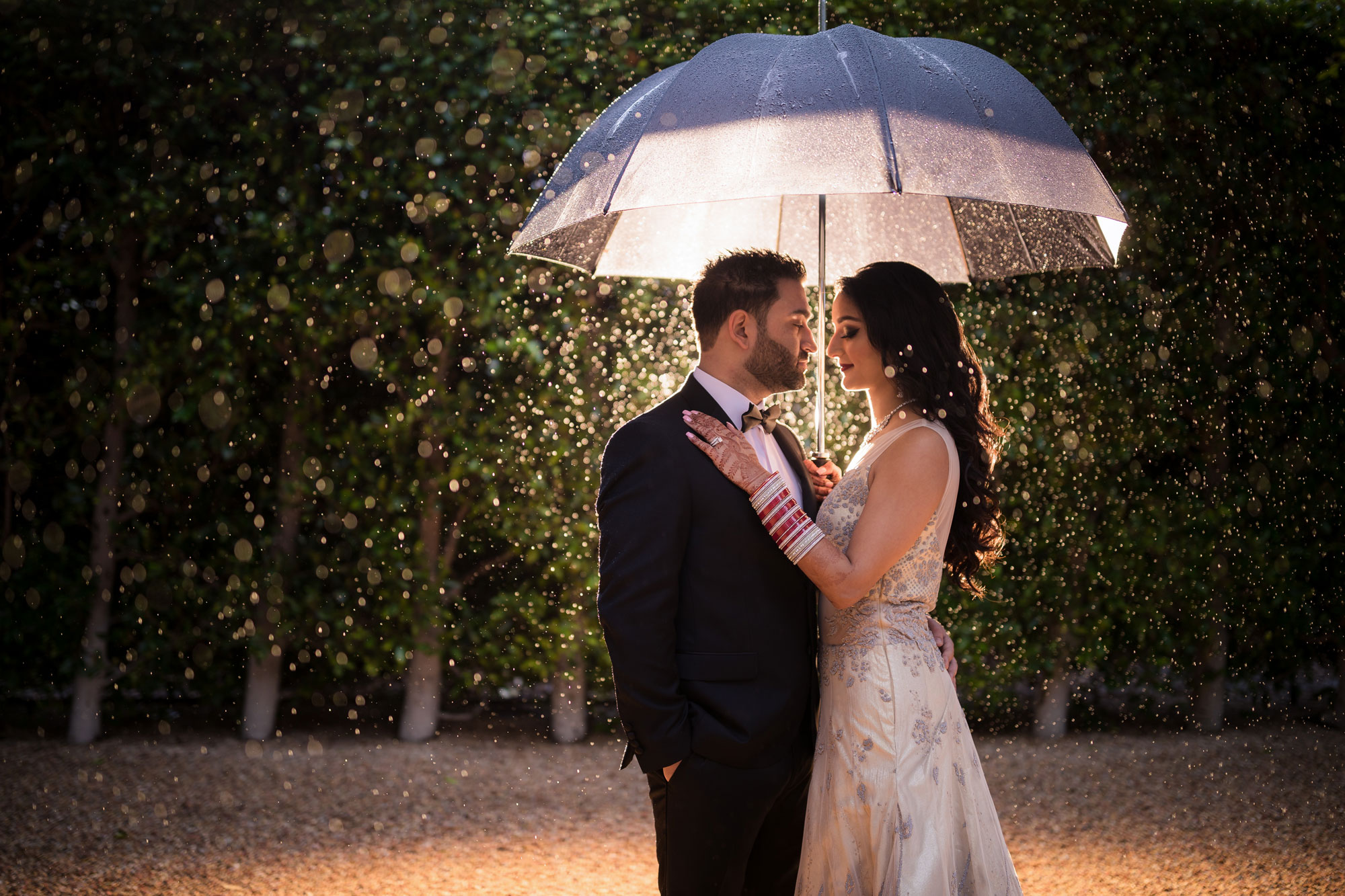 Softboxes are Best for Weddings