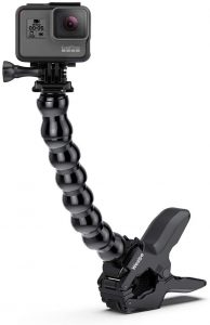 Jaws Flex Clamp GoPro Mount with Adjustable