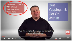 YouTube Annotation