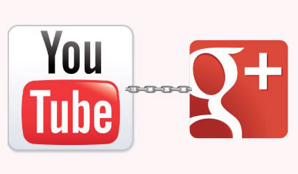 Google+ Integration with YouTube