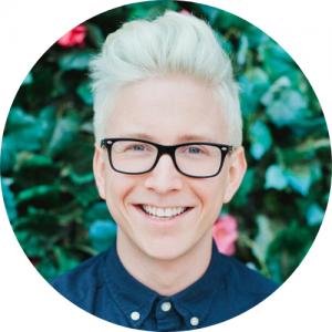 Tyler Oakley Vlogger