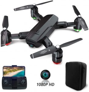 Dragon Touch Foldable Drone