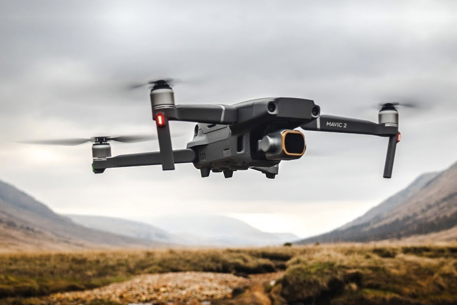 Drones for YouTube