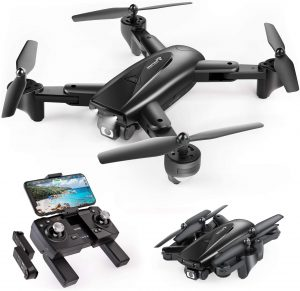 SNAPTAIN Foldable Beginners Drone