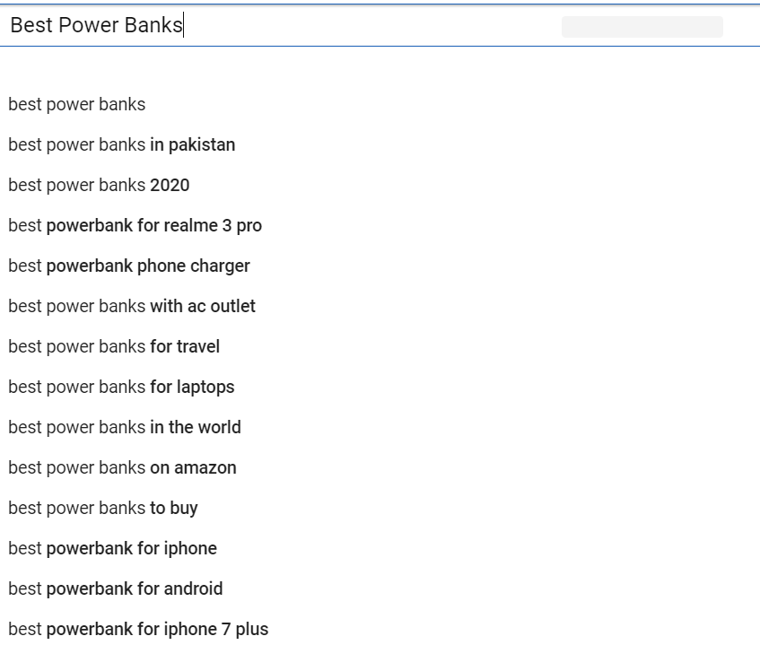 YouTube Suggest Paired with Google Trends