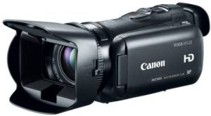 Canon Low Light Video Camera
